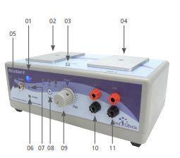 Potentizer II - Unidade de transferência radiônica e psicotrônica