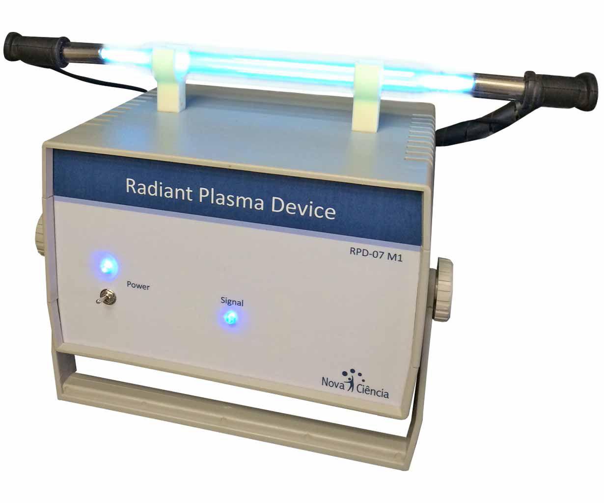 RPD – Emissor de Plasma Radiante