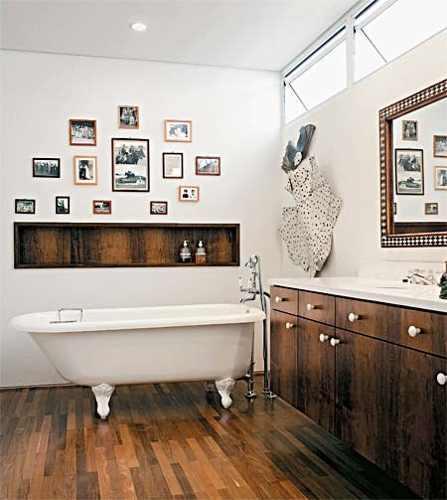 Banheira Vitoriana em Fibra de vidro Branca 1,40m