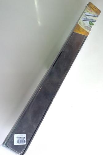 Ralo Para Box Linear sifonado  Aluminio Polido 70cm x 7cm