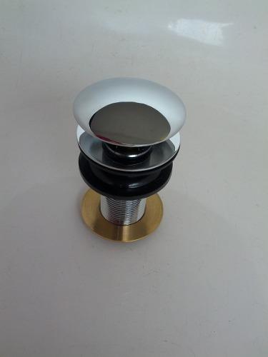 Válvula de escoamento de lavatório 1608 C Click