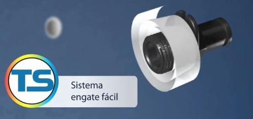 Ducha Chuveiro Optima Turbo Hydra/corona 7700w 220v