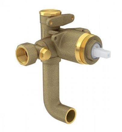 Base Monocomando De Ducha Higienica P/ Baixa E Alt Pressão 4984.000
