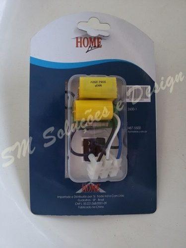 Controle de Parede para Ventilador com Cordinha Home Line 220V CP600