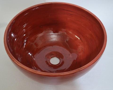 Cuba De Apoio Cerâmica P/ Lavabo 30cm X 14cm