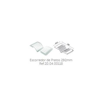 Escorredor de Pratos 292mm Ref.20.04.00118