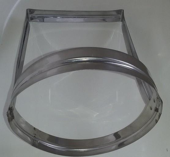Suporte p/ sc de lixo  interno p/ Lixeira de embutir - peça de reposição