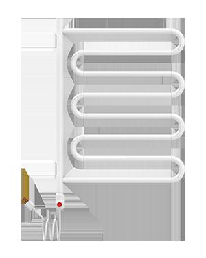 Toalheiro Elétrico Nóbile Branco