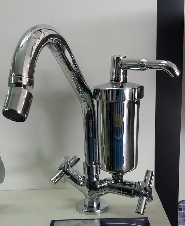 Torneira de mesa c/ filtro p/ cozinha 2176 C37 Glorimar