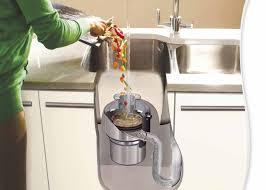 Triturador De Alimentos Pia De Cozinha InsinkErator EVO100  - 220v