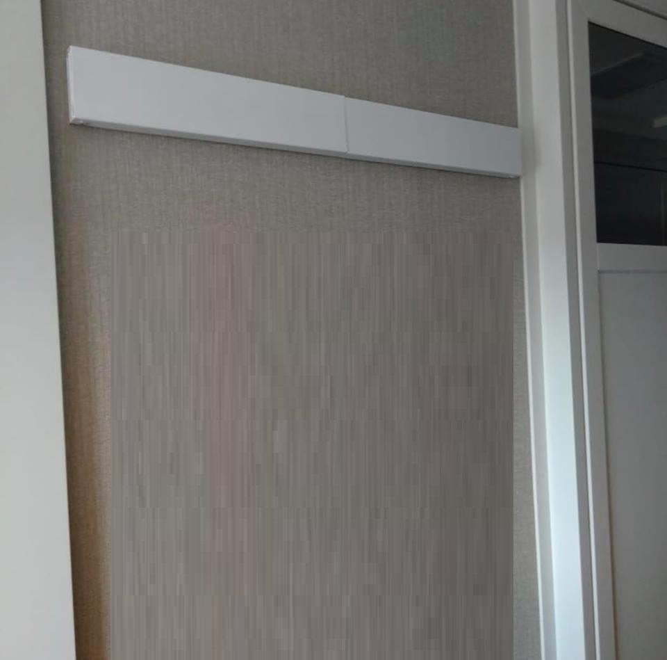 Varal Magico 7 Varetas Aluminio 120cm - Dobravel Branco