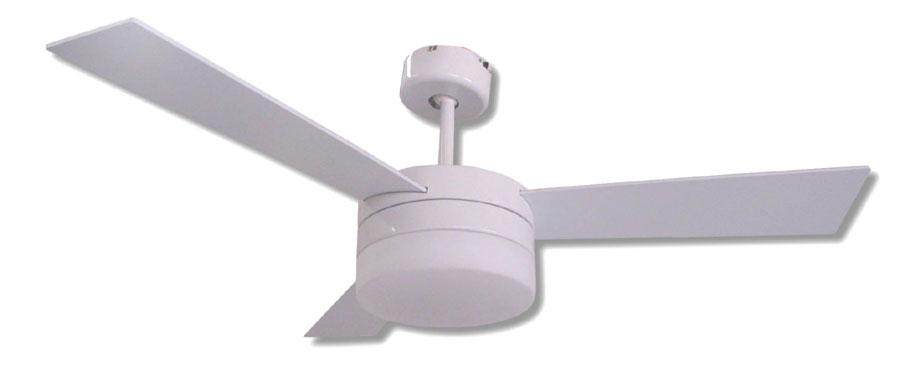 Ventilador De Teto 3 Pás Homeline - Hl70 Belle Branco 127v