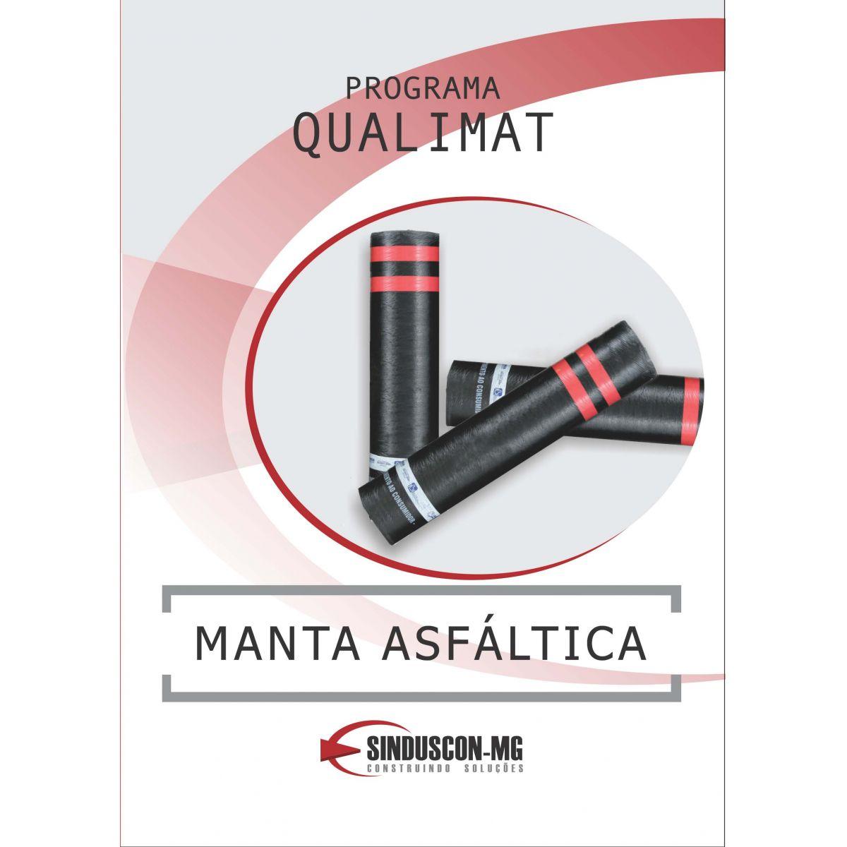 Programa Qualimat - Manta Asfáltica
