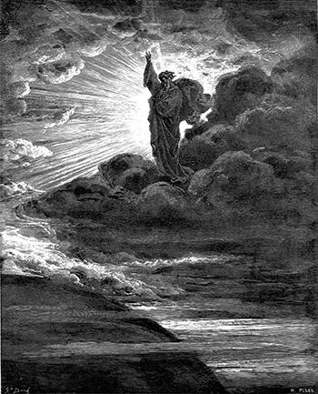 Ilustrações Para a Bíblia, Gustave Doré, Capa dura, 244 pgs.