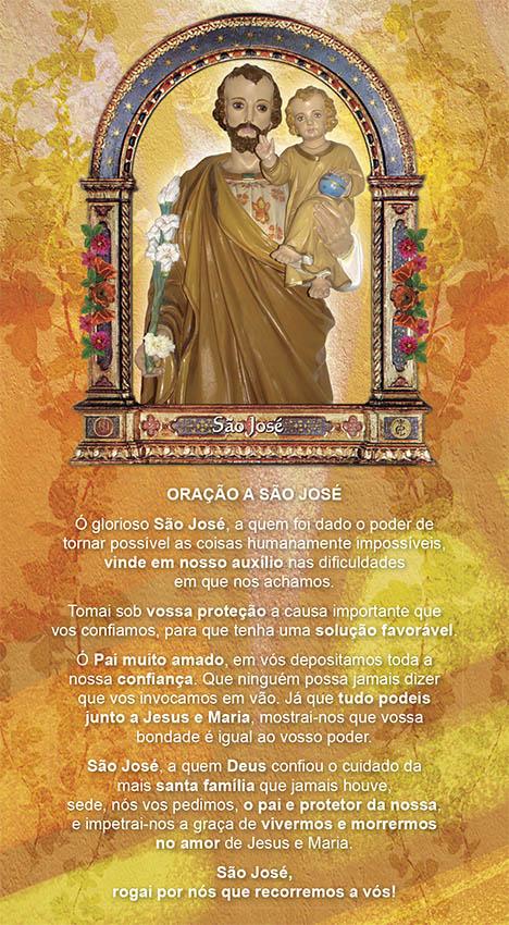 São José, Oração Devocional