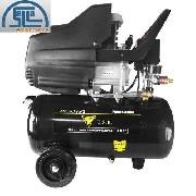 Compressor Ar Usk 2hp 127v Profissional Dupla Saída De Ar