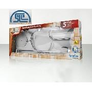 Kit de Banheiro e acessórios Álamo Expambox 5 pecas