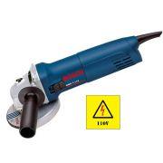 Esmerilhadeira 4 1/2 Gws 7-115 720w Bosch 110v