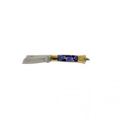 Canivete  Inox Cabo Alumínio 9754/3 Tomahawk Cimo