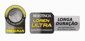 Ducha Acqua Star Ultra Black  Eletronica Elêtronica 127 v 5500w