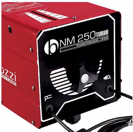 Máquina De Solda NM250 Bambozzi