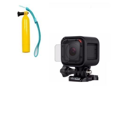 Gopro Kit 2 Pecas Flutuador E Película Para GoPro Session 4/5