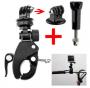 Suporte para guidão e tubo para bike/moto GoPro 2/3/3+/4