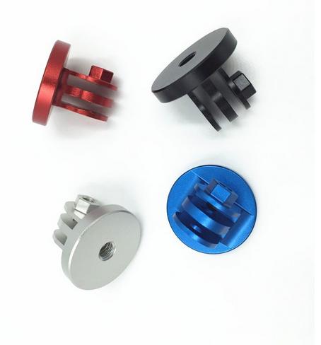 Adaptador de tripe em aluminio GoPro 2/3/3+/4