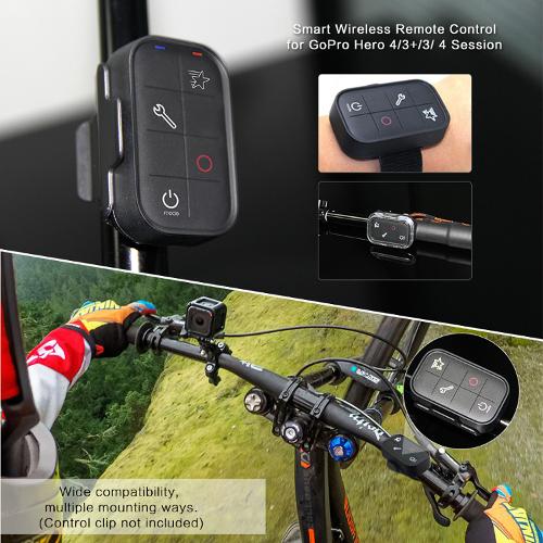 Controle Remoto Gopro Go Pro 3/3+/4/5 Smart Remote Wi-fi