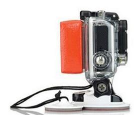 GoPro Acessórios Bóia De Flutuação Floaty Box + Adesivo 3m GoPro 2/3/4