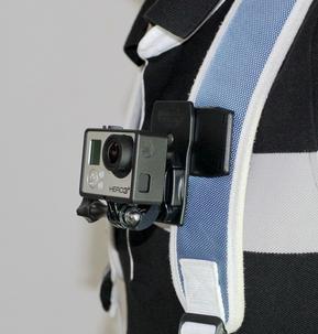 Gopro Acessórios Presilha Grampo - Quick Clip Buckle 360