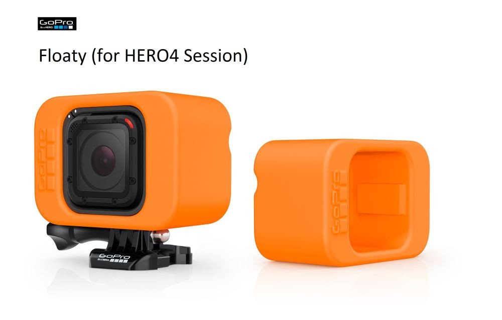 Gopro Floaty Bóia Para Hero4/5 Session ARFLT-001