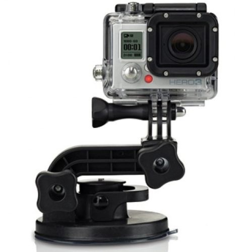 Gopro hero Suction Cup Original Suporte Ventosa Carro Tripe Para Hero 2345