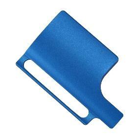 Trava segurança aluminio com Anel para Hero 3+/4 - Azul