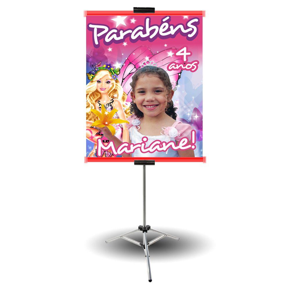 Banner Aniversário Infantil