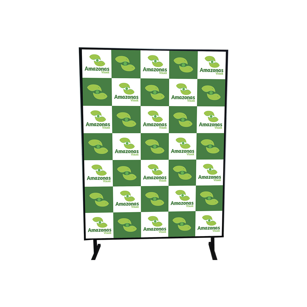 Painel Backdrop para Evento Corporativo
