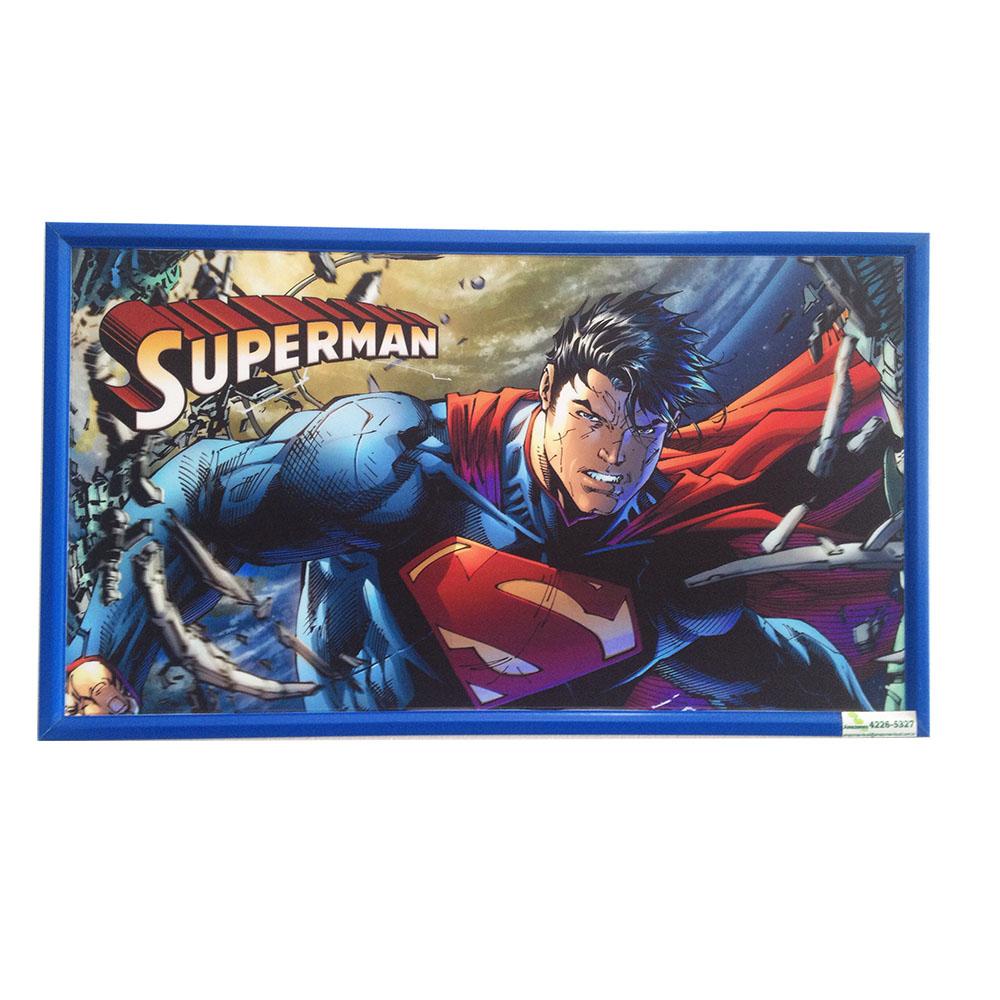 Quadro Decorativo Super-Homem
