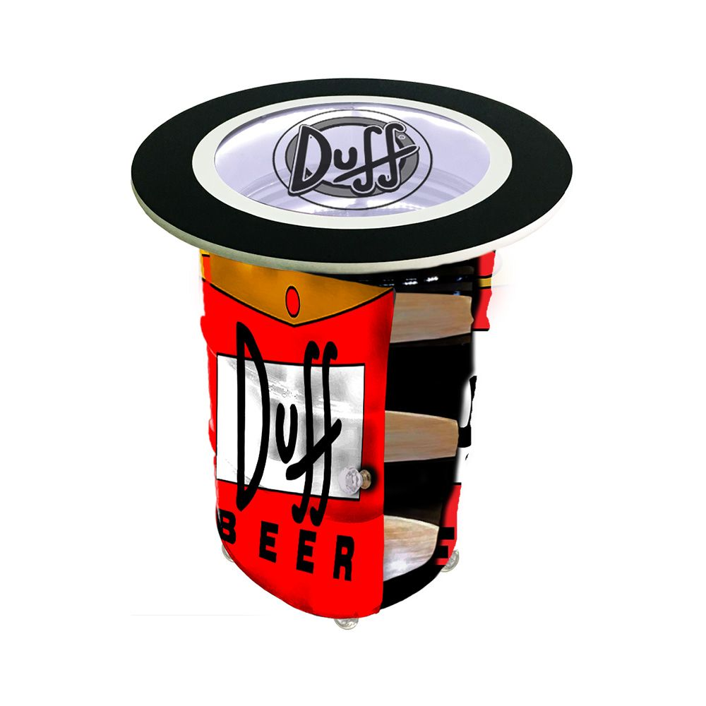Tambor Decorativo Duff Beer