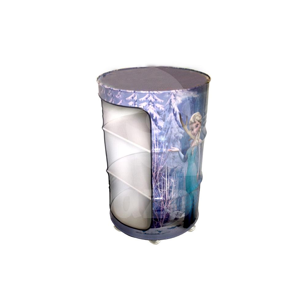 Tambor decorativo personalizado Frozen