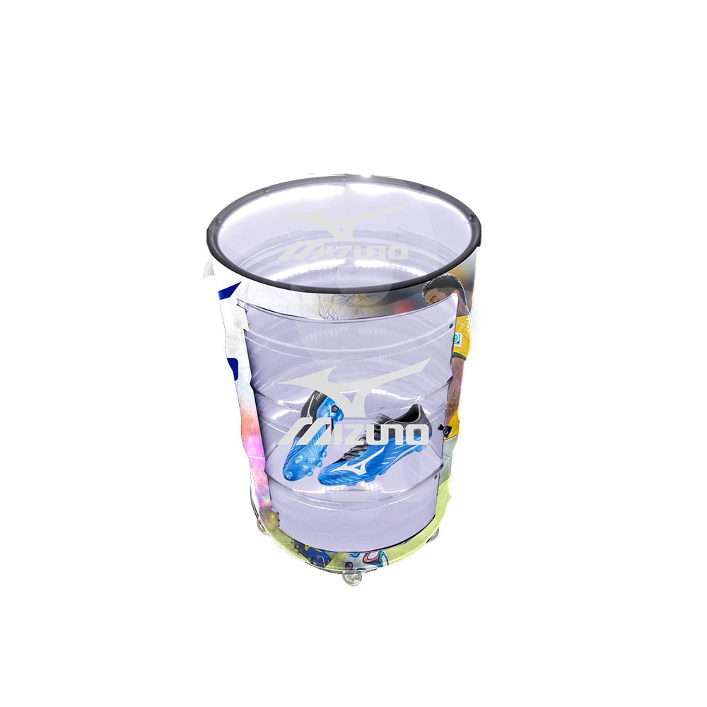 Tambor decorativo personalizado Mizuno