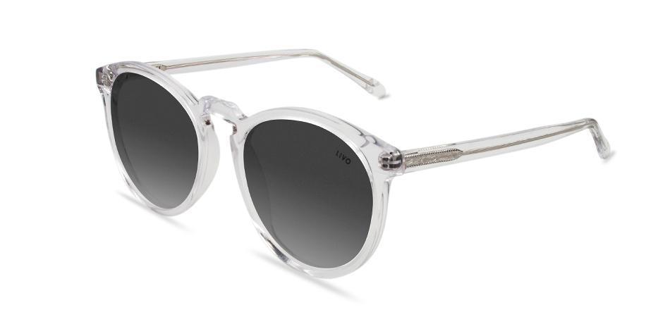 58e5cd95b9cfa Óculos de Sol Masculino LIVO - Jimmy Cristal