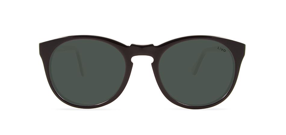 a85637cd671d9 Óculos de Sol Masculino LIVO - Miles Preto