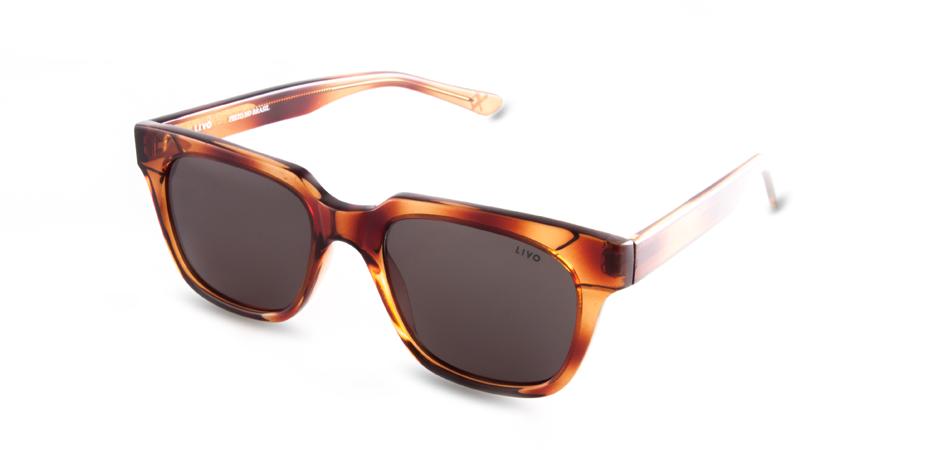2388b0e38774e Óculos de Sol Masculino LIVO - Nico Demi Castanho