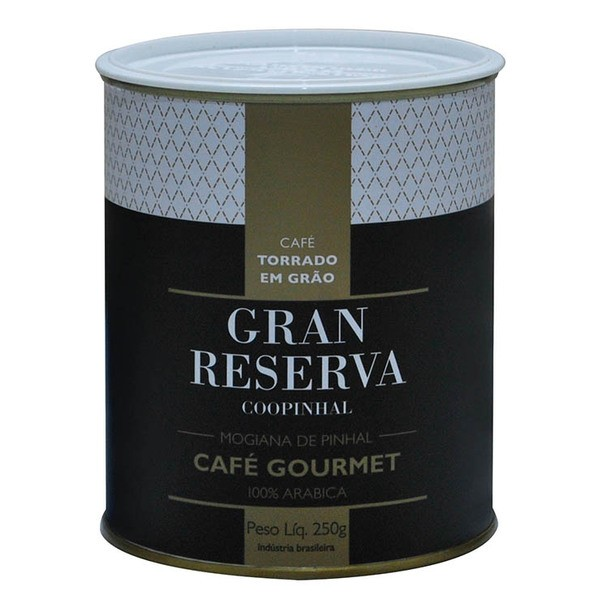 Gran Reserva Gourmet 250g - Espresso - 100% Arábica