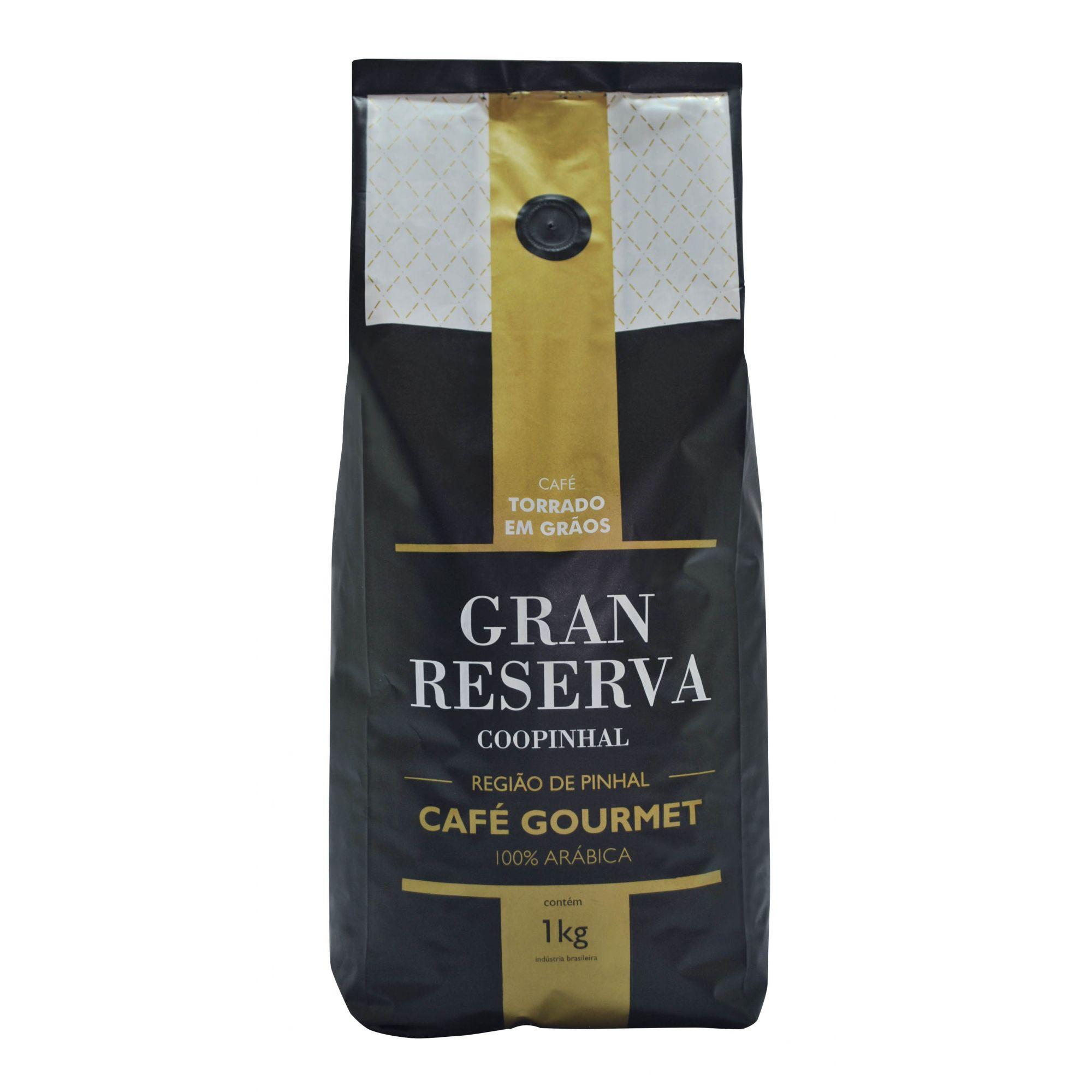 Gran Reserva Espresso Gourmet - 1kg