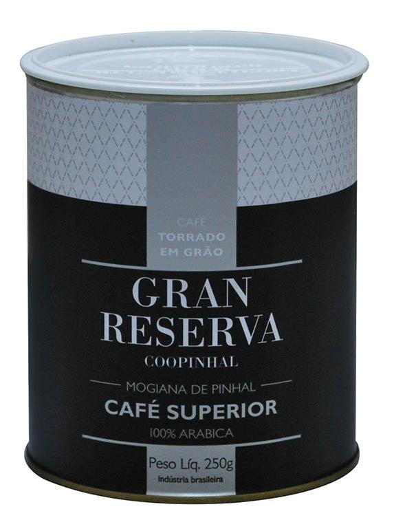 Gran Reserva Superior 250g - Espresso - 100% Arábica