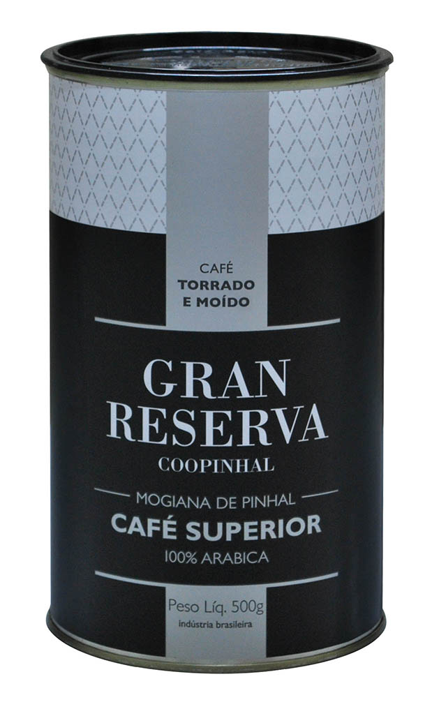 Gran Reserva Superior 500g - Torrado e Moído - 100% Arábica