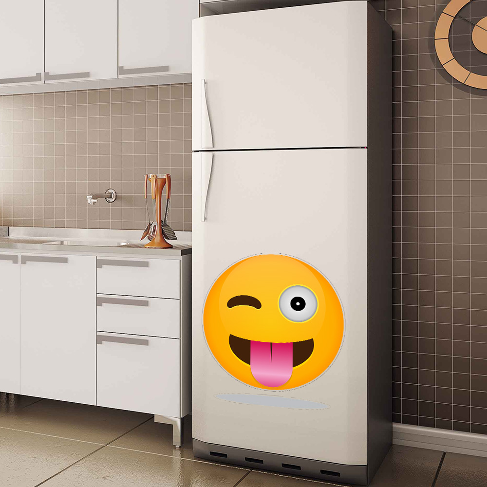 Adesivo Anticoncepcional Evra ~ Adesivo Decorativo Geladeira Emoji 1 SHOP ADESIVOS