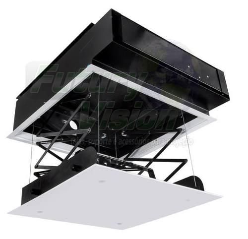 Lift Elevador para Projetor Modelo 34x34 c/ controle