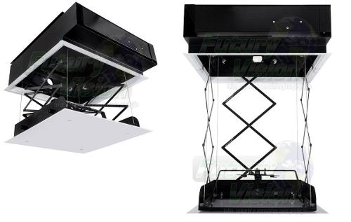 Lift Elevador para Projetor Modelo 44x44 c/ controle